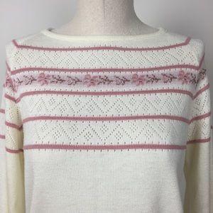 Vintage Sweaters - Vintage 80s Sweater